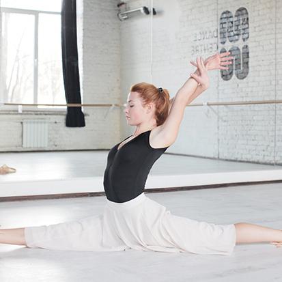 バレエの身長に対する理想の体重