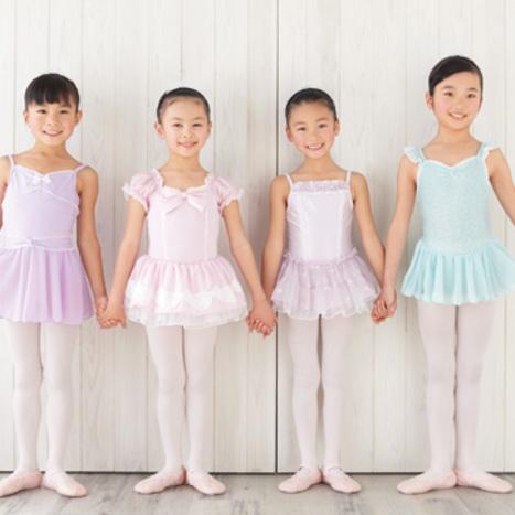 バレエのレッスンに最適!未経験の大人&子供が練習着を選ぶポイント