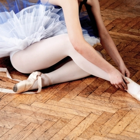 バレエダイエットをしているのに足が太くなる?原因と脚痩せ方法